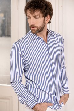 Camisa DH Smith modern fit de vestir