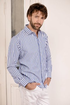 Camisa DH Smith modern fit de vestir en internet