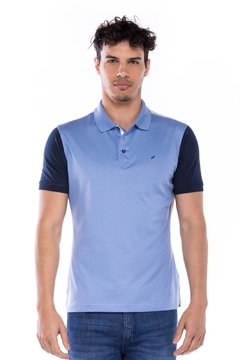 Polo Daniel Hechter Cherry Modern Fit 3 Colores Pima