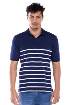 Polo Daniel Hechter Columbia Classic Rayas