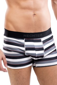 Boxer Daniel Hechter PERRY sin costura 3 rayas sin costura