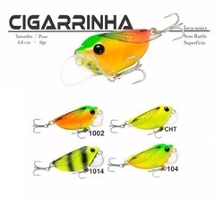 Isca Artificial Cigarrinha Noisy Pesca Esportiva Traira