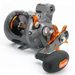 Carretilha Okuma Cold Water Cw 203 - 3 Rolamentos 5.1:1 - Sport Center Lopes Ereli