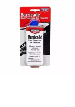 Kit Barricade Anticorrosivo + Gun Oil - Birchwood Casey - comprar online
