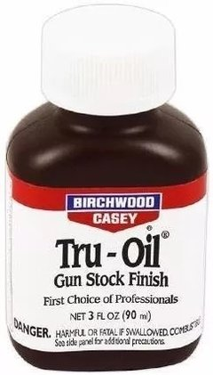 Birchwood Casey - Kit Tru-oil Restaurador De Coronha 934 na internet