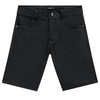Bermuda Cotton Jeans Black - Johnny Fox