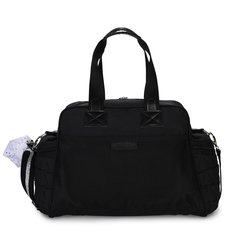 Bolsa Maternidade Everyday Nylon Glow Preto - Masterbag Baby - Kids shop