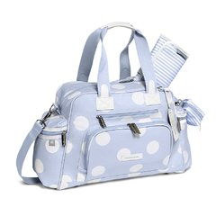 Bolsa Termica Everyday Bubbles Azul - Masterbag Baby