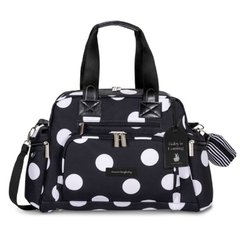 Bolsa Termica Everyday Bubbles Preto - Masterbag Baby