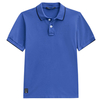 Camiseta Malha Gola Polo - Johnny Fox