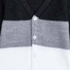 Cardigan Infantil Masculino Colorido - Luc.Boo - comprar online