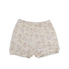 Cobre Fraldas Unissex Body Curto e Short Ovelhinha - Mini Bear - Kids shop