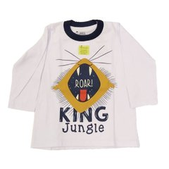 Pijama Infantil Masculino King Jungle - Have Fun - comprar online