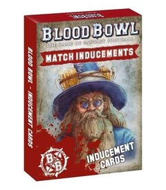 Blood Bowl: Match Inducements (Inglés)