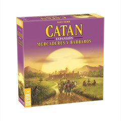 Catan Mercaderes Y Barbaros