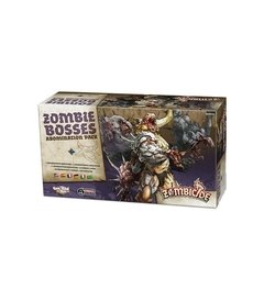 Zombicide Black Plague: Zombie Bosses Abomination Pack