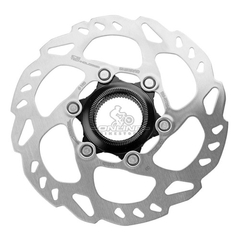 Disco Rotor Freno Shimano Slx Zee Sm-rt68 160mm Center Lock