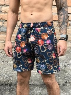 Shorts malha exclusiva