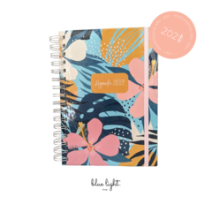 Agenda - Tropical Flowers