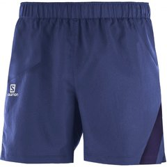 Short Salomon 4 Way Short II M - Running - Cabo Fisterra