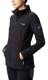 Campera Polar Columbia Titan Pass II 1.0 Fleece W Titanium