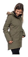 Campera Parka Impermeable Mujer Alpine Skate Wp Chañi