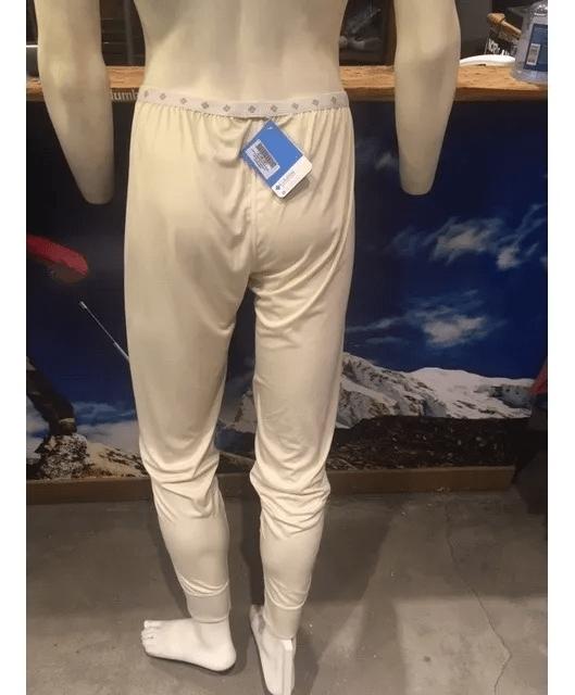 Pantalon Calza Termica Hombre Columbia Cabo Fisterra