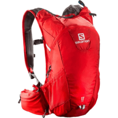 Mochila Salomon Agile 17 Litros Ideal Trail Running