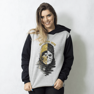 MOLETOM RAGLAN - GET OVER HERE