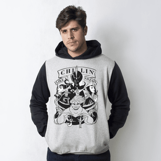MOLETOM RAGLAN - LIKE A VILLAIN