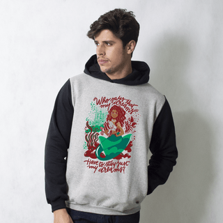 MOLETOM RAGLAN - MY DREAMS