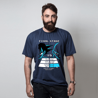 CAMISETA AZUL PETRÓLEO - FINAL STAGE
