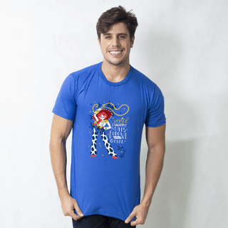 CAMISETA AZUL ROYAL - XERIFE