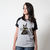 CAMISETA RAGLAN CINZA - PUG THE GREY