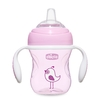 Chicco Vaso Antiderrame Chicco Transition Cup +4 Meses - Rosa