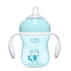 Chicco Vaso Antiderrame Chicco Transition Cup +4 Meses - Celeste