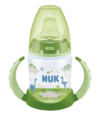 Vaso Aprendizaje Nuk First Choice 150ml - Verde Dinosaurio
