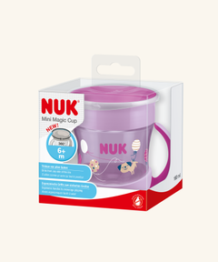 NUK Vaso Mini Magic Cup - Blanco en internet