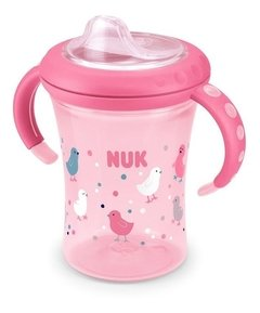 NUK Vaso Easy Learning Starter  Cup 230ml - Rosa