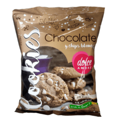 Dolce Amore Cookies de Chocolate con Chips de Chocolate Blanco