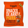 Crowie Snacks de Arroz Sabor Pizza