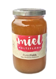 Purest Fields Miel Multiflora - comprar online