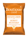 Boutique Chips Honey Mustard