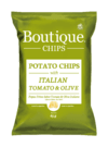 Boutique Chips Italian Tomato & Olive