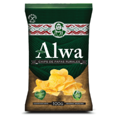 Alwa Chips de Papas Rurales