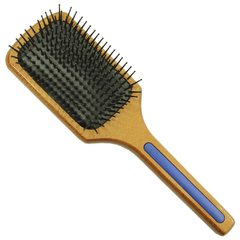 Wood Racket Brush - #3211