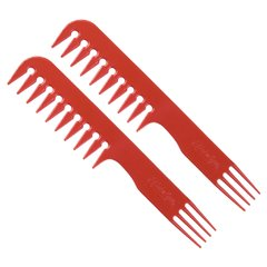 Alligator Fork Comb (2 units) - #6082 - Escovas Fidalga