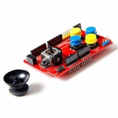 Arduino Joystick Shield 7 Pulsadores Con Interfaces Nubbeo - comprar online