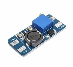 Fuente Step Up Mt3608 Dc Dc Booster Hasta 28v Arduino Nubbeo