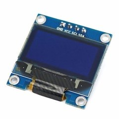 Display Oled 0.96 Azul 128x64 I2c Ssd1306 Nubbeo en internet